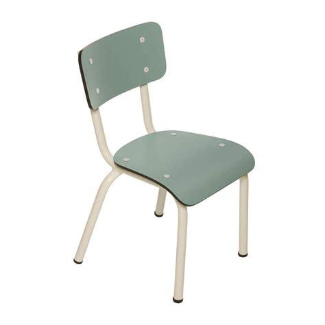 chaises enfants chaise enfant bleu jade les gambettes
