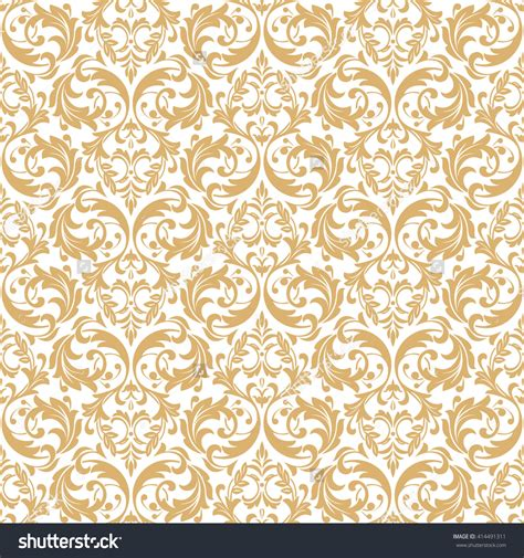 white wallpaper  gold pattern gallery