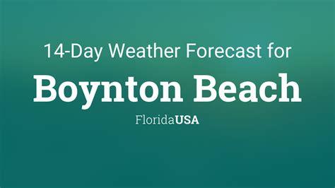 boynton beach florida usa  day weather forecast