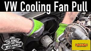 How To Remove A Vw Cooling Fan