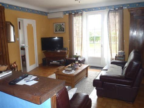 couleur murs salon salle 224 manger et meuble rustique ch 234 ne fonc 233 vernis