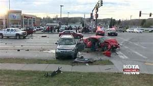 High-speed chase ends in 5-car crash - One News Page VIDEO