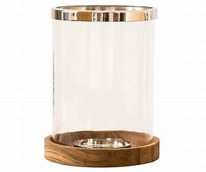 Windlicht Laterne Holz : laterne windlicht glas metall holz 27 cm ~ Whattoseeinmadrid.com Haus und Dekorationen