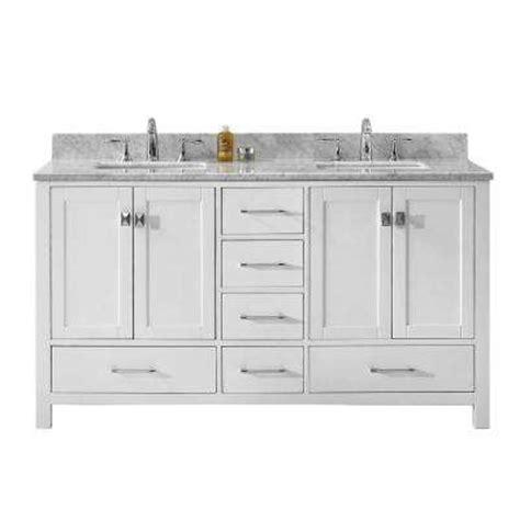 double sink vanities with tops bathroom vanities the