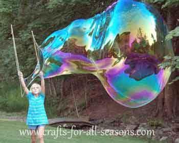 giant bubble maker