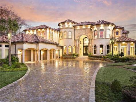 million newly listed mediterranean mansion