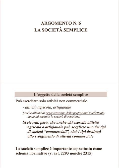 Dispensa Diritto Commerciale by Impresa E Imprenditore Dispense