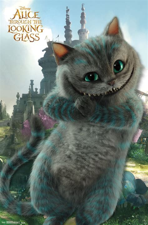 Alice 2 Through The Looking Glass Cheshire Cat Movie Cool