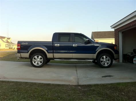 2008 f150 fx4 with leveling kit and max tire size autos post 2inch leveling kit for a 2008 f150 ford f150 forum