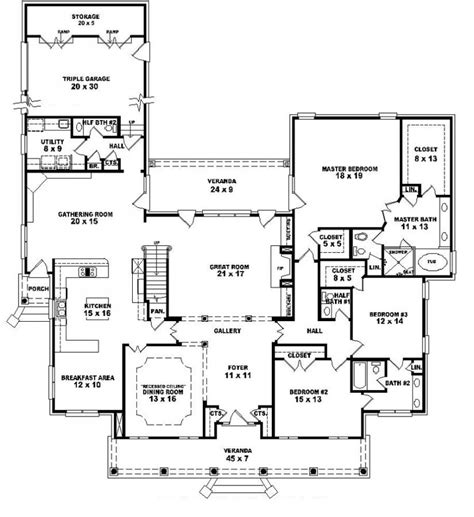 5 bedroom house plans 2 5 bedroom house plans 2 home planning ideas 2018