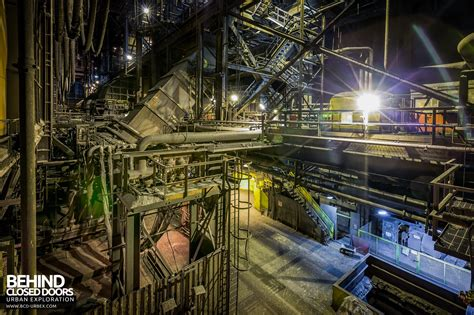 lackenby steelworks redcar uk urbex  closed