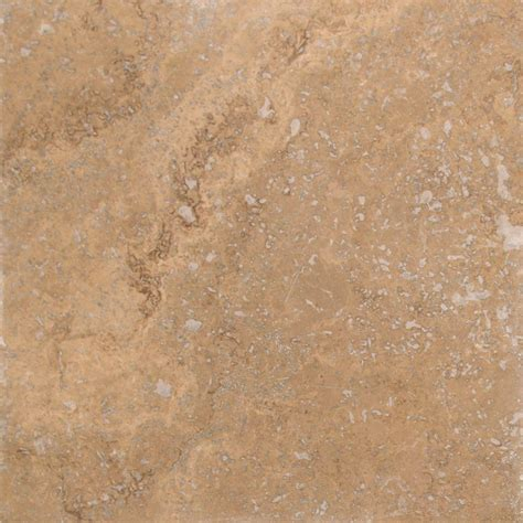 24x24 Granite Tile Home Depot by Ms International Roma 18 In X 18 In Honed Travertine