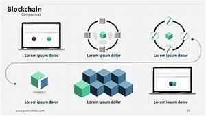 Process Chart Definition Blockchain Illustrations And Template For Powerpoint