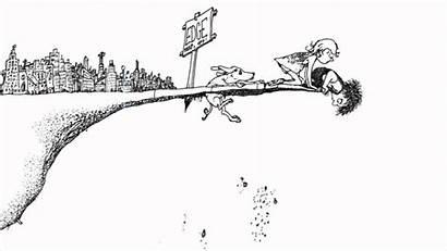 Silverstein Shel Sidewalk Ends Quotes Poem Smile