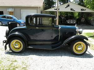 1930 Ford Model A - Pictures