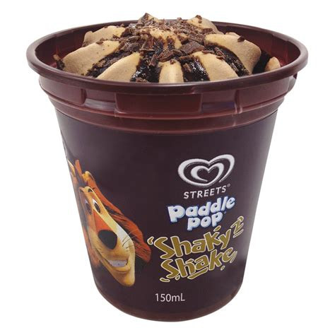Paddle Pop Shaky Shake | Streets Australia