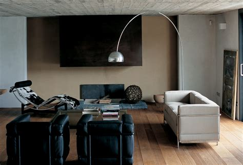 Le Wohnzimmer Design by Design Icons Le Corbusier Vkvvisuals