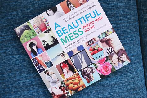 beautiful mess photo idea book  beautiful mess
