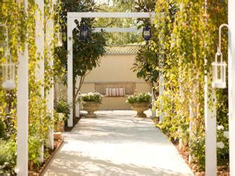 Sweet Garden Retreats by Patio Decorating Ideas Deck Designs Hgtv