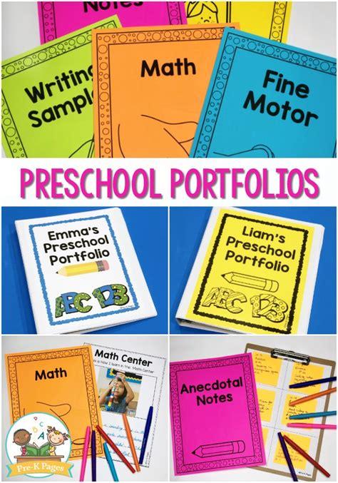 preschool portfolio ideas pre k pages 508 | Printable Preschool Portfolio