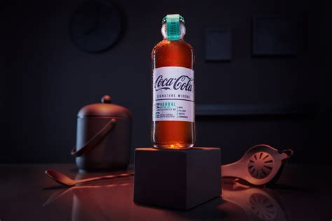 Coca-cola's Newest Drinks Come Packaged In The Company's