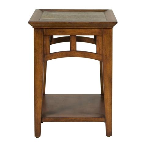 end table antique slate end tables homesfeed