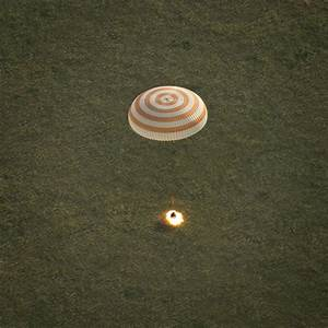 Record Setting Italian Female Astronaut and ISS Crewmates ...