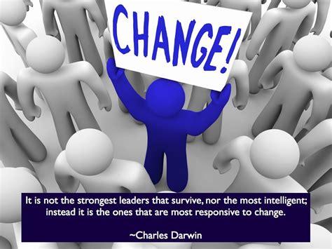 change leadership quotes quotesgram