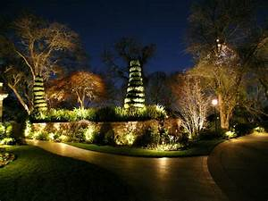 Alamo, Led, Landscape, Lighting, Conversion, By, Artistic, Illumination