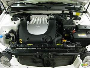 2006 Kia Optima Lx V6 2 7 Liter Dohc 16 Valve V6 Engine