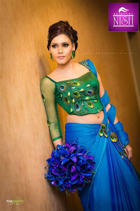 sri lankan fashion saree bs pinterest saree blouse