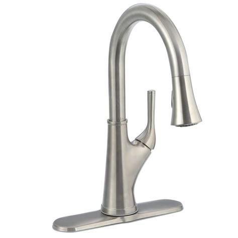 kitchen faucets price pfister pfister cantara single handle pull sprayer kitchen