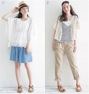 Japanese chic natural style fashion | fashion stylesJapan fashion trend blog | bridge.jpn