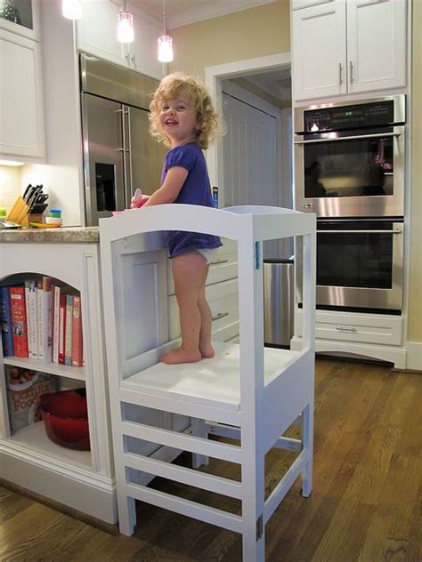 helping tower diy furniture ideas learning tower
