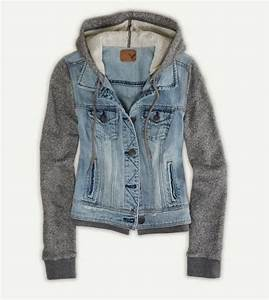 Cute and Comfy Jeans Hoodie Jacket   Dope Outfits   Pinterest   Jackets Hoodie jacket and Jeans
