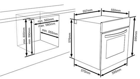 Buy electriQ 60cm Electric Single Fan Built in Oven