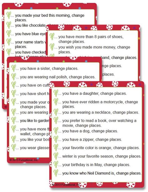 497 best images about christmas games to play on pinterest