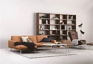 Bo Concept Lyon : fabulous elegant carlton sofa from boconcept germany with table ronde boconcept with ronde sofa ~ Nature-et-papiers.com Idées de Décoration