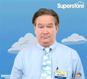 Mark McKinney as Glenn Sturgis - Superstore | Tell-Tale TV