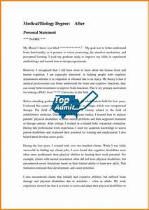 personal statement for graduate studies sample template