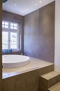 Putz Für Außen : ein fugenloses bad in wasserfestem putz farbefreudeleben ~ Michelbontemps.com Haus und Dekorationen