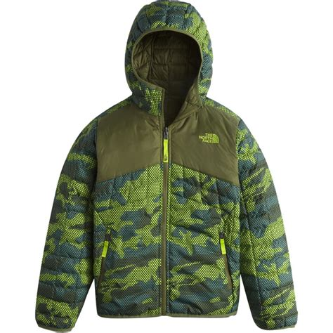 north face reversible thermoball hooded jacket boys backcountrycom