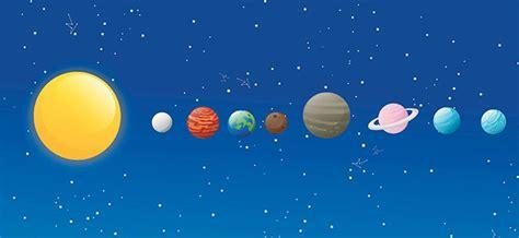 cuento corto del sistema solar  ninos