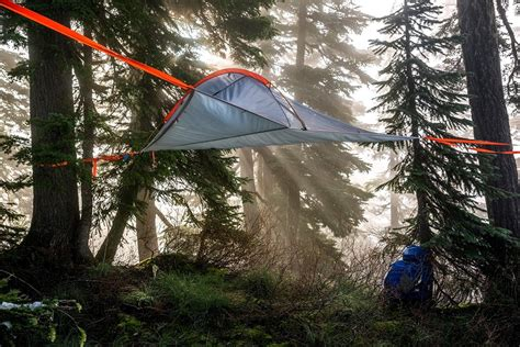 vancouver kitchen island flite tree tent an affordable hanging tent by tentsile