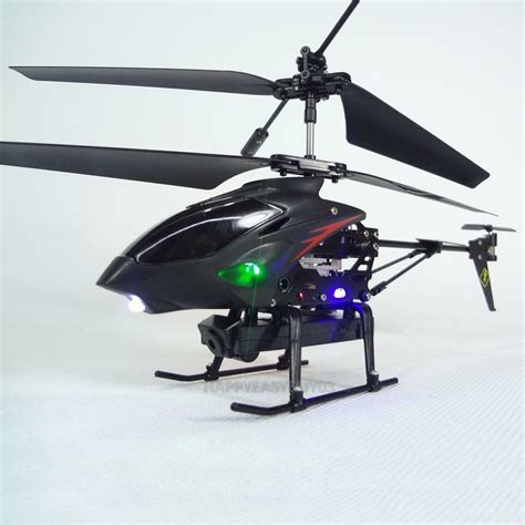 ch radio remote control rc metal gyro helicopter  camera airplane ebay