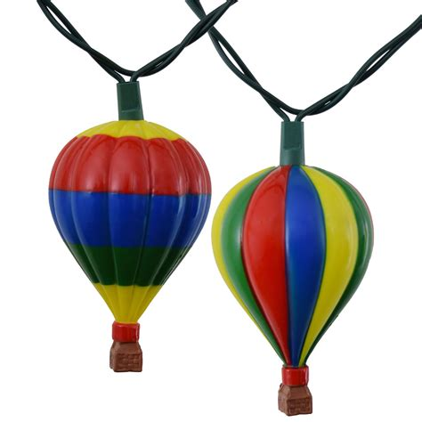 hot air balloon novelty string lights