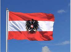 Große Österreich Adler Flagge 150 x 250 cm FlaggenPlatzat