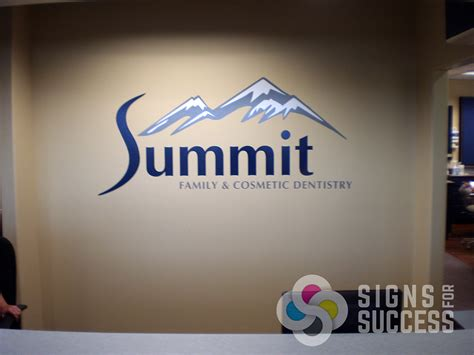 wall signs graphics signs  success