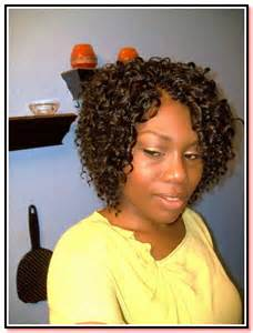 Crochet Braids Hairstyles Short Hair