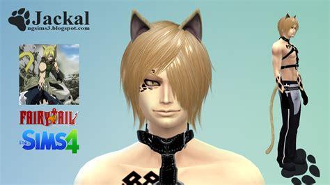 Jackal Sims 4 Model